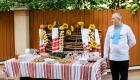 ресторан Чарда святкував День Незалежності України