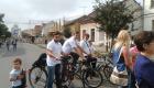 На роботу – на велосипедах Чарда 2016