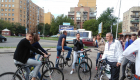 На велосипедах – на роботу ресторан Чарда 2016
