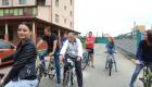 На велосипедах – на роботу Чарда 2016