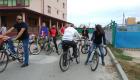 На велосипедах – на роботу Чарда