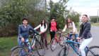 На роботу – на велосипедах 2016 Чарда