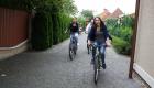 На роботу – на велосипедах ресторан Чарда вересень