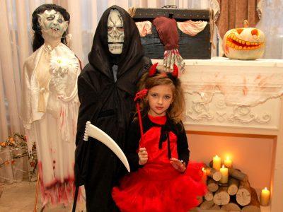 Hallowen в Гостинному дворі
