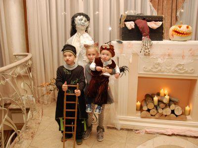Hallowen в Гостинному дворі Чарда Ужгорода