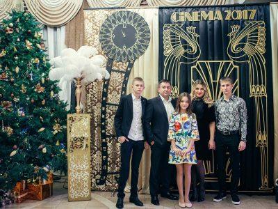 Новий рік в ресторані Чарда Ужгород