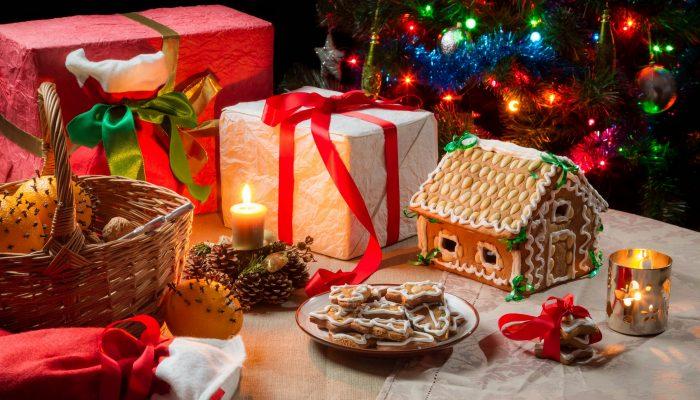 Різдво в ресторані Гостинного двору Чарда