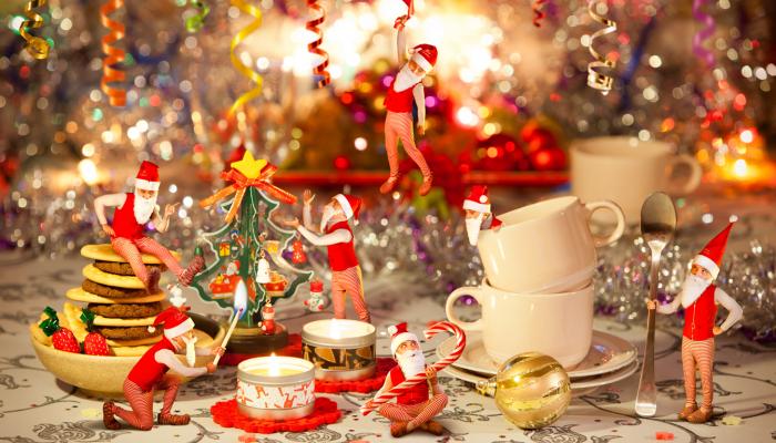 Різдво в ресторані Чарда